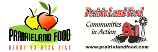 Prairieland Food Logos for HQ and Derby KS