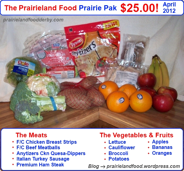 2012-04 April Prairie Pak Contents